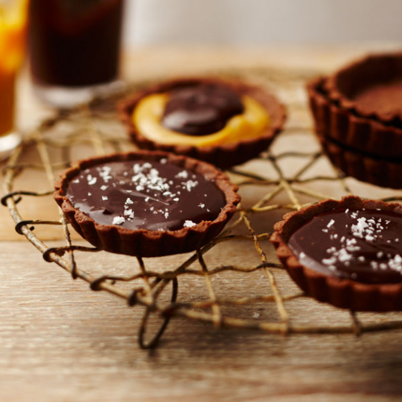 Easy Salted Caramel Tart recipe