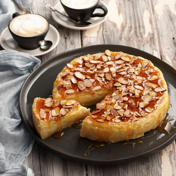 Magic Custard Cake Recipe Australia