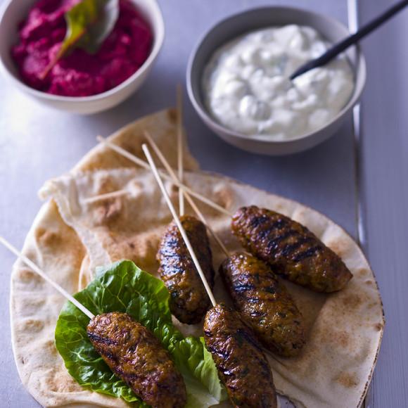 Turkey Kofta Recipe | myfoodbook | Turkey mince recipes