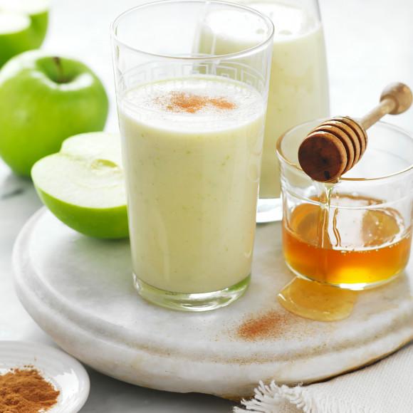 Apple Crumble Breskfast Smoothie
