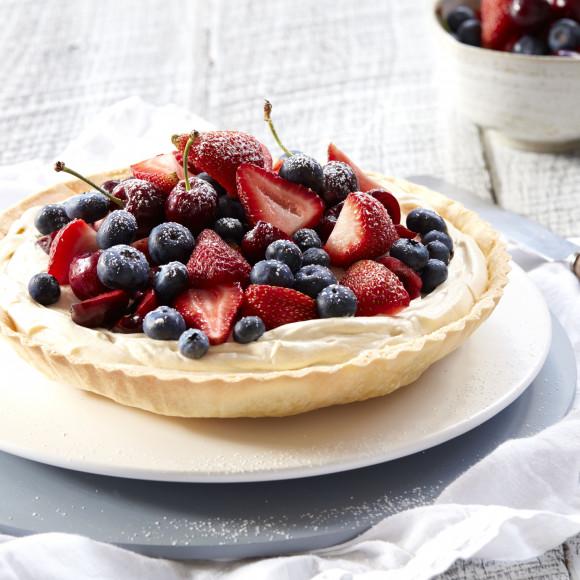 Berry Tart recipe