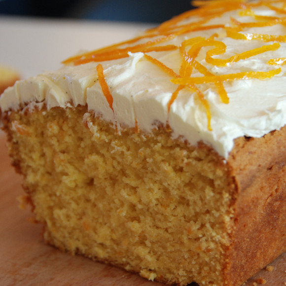 Orange Cake recipe at myfoodbook.com.au