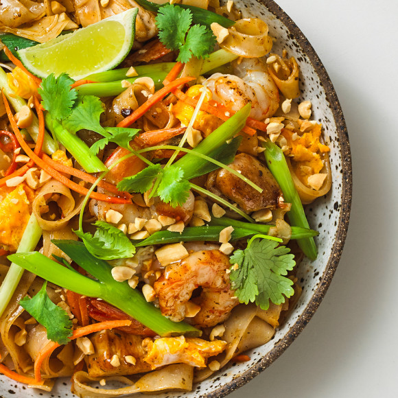 Pad Thai Noodles Recipe Myfoodbook How To Make Pad Thai Street Food