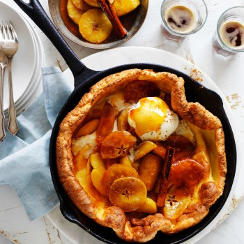Apple Dutch baby recipe